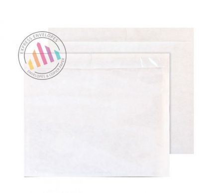 C7 - Clear Polythene Envelopes - 30 Mu - Peel and Seal