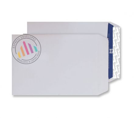 C5 - Super White Wove Envelopes - 120gsm - Non Window - Peel and Seal