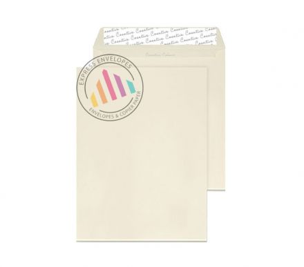C4 - Clotted Cream Envelopes  - 120gsm - Non Window - Peel and Seal