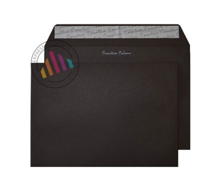 C4 - Bitter Chocolate Envelopes - 120gsm - Non Window - Peel and Seal