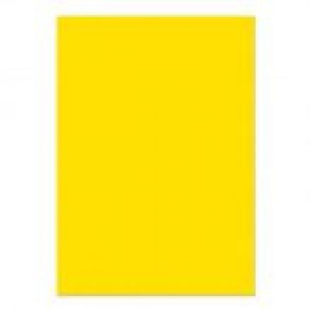 A4 - Creative Colour Banana Yellow Paper - 120gsm