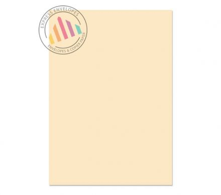 A4 - Creative Colour Clotted Cream Paper - 120gsm