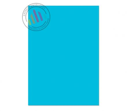 A4 - Creative Colour Cocktail Blue Paper - 120gsm