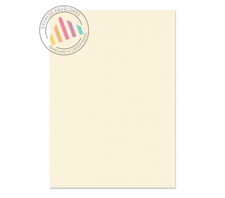 A4 - Creative Colour Soft Ivory Paper - 120gsm