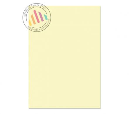 A4 - Creative Colour Vanilla Ice Cream Paper - 120gsm