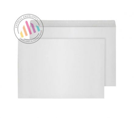 C2 - White All Board Envelopes - 350gsm - Peel and Seal