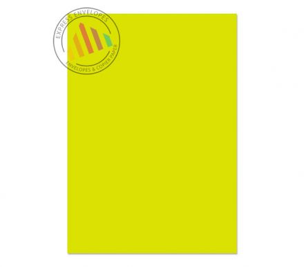 A4 - Creative Colour Acid Green Paper - 120gsm