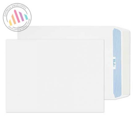 305×229mm - Ultra White Wove American Envelopes - 120gsm - Peel and Seal