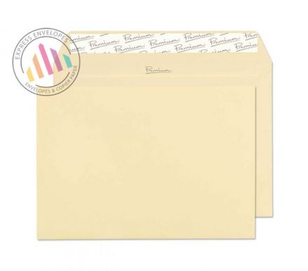 C6 - Vellum Wove Envelopes - 120gsm - Non Window - Peel and Seal