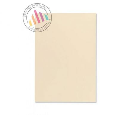 450×640mm - Premium Business Cream Wove Paper - 120gsm