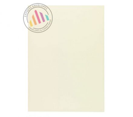 450×640mm -  Premium Business Oyster Wove Paper - 120gsm