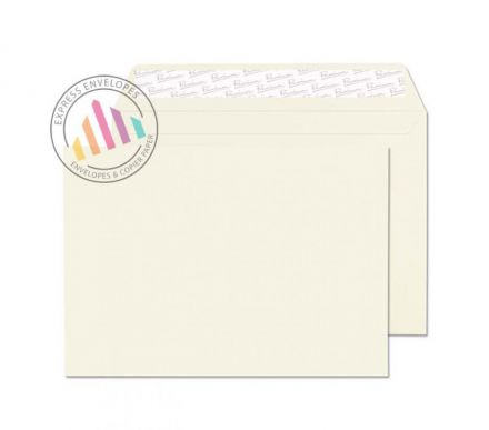 C6 - Oyster Wove Envelopes - 120gsm - Non window - Peel and Seal