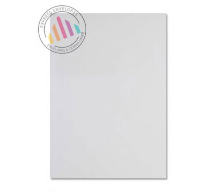 450×640mm -  Premium Business Diamond White Laid Paper - 120gsm