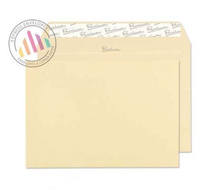 C6 - Vellum Laid Envelopes - 120gsm - Non Window - Peel and Seal