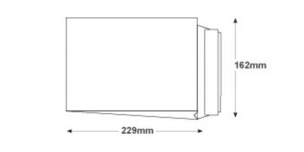 C5 - White Gusset Envelopes - 120gsm - Non Window - Peel & Seal - image 2