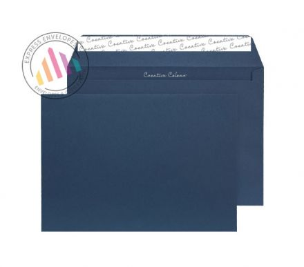 C5 - Oxford Blue Envelopes - 120gsm - Non Window - Peel & Seal