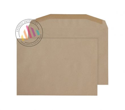 C5+ - Manilla Mailing Envelopes - 80gsm - Non Window - Gummed