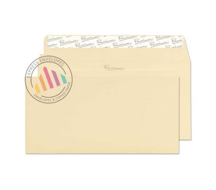 DL - Vellum Wove Envelopes - 120gsm - Non Window - Peel & Seal