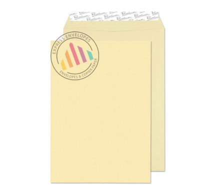 C4 - Vellum Wove Envelopes - 120gsm - Non Window - Peel & Seal