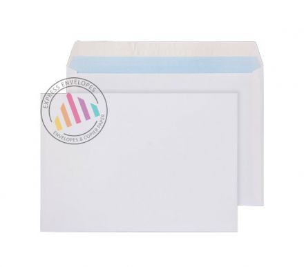 C5 - Ultra White Commercial Envelopes - 120gsm - Non Window - Peel & Seal