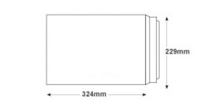 C4 - Ultra White Commercial Envelopes - 120gsm - Non Window - Peel & Seal - image 2