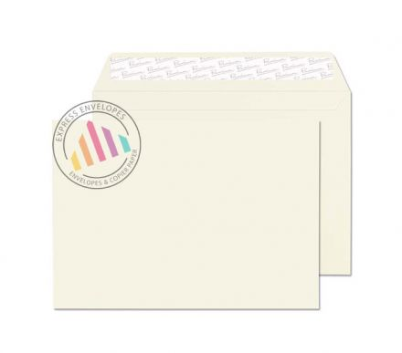 C5 - Oyster Wove Envelopes - 120gsm - Non Window - Peel & Seal