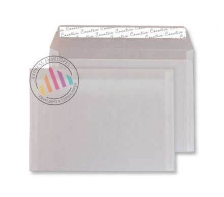 C5 - Translucent White Envelopes - 110gsm - Non Window - Peel & Seal